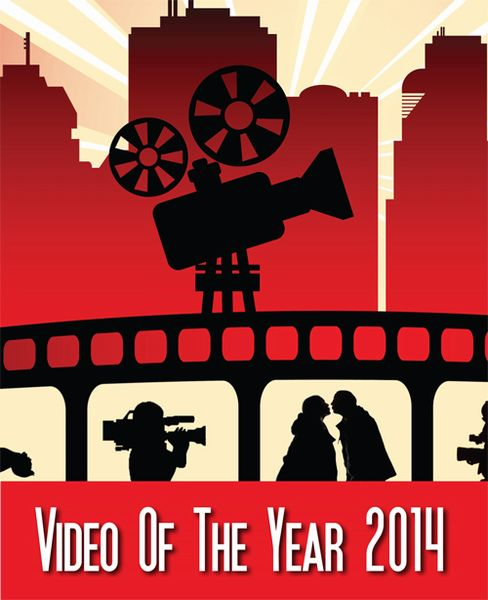 Come along on Friday, 28 November 2014 for Video of the Year