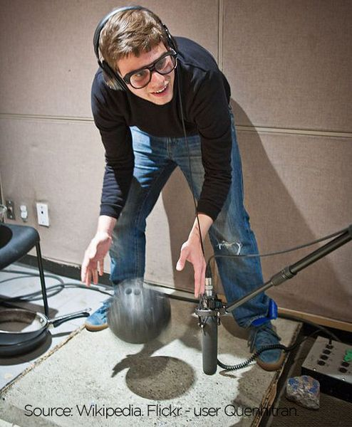 Capturing Foley Sounds and the power of sound FX was held on Wednesday, 22 July 2015